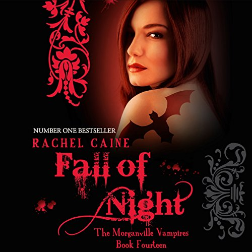 Fall of Night audiobook cover art