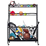 Garage Sports Equipment Organize...