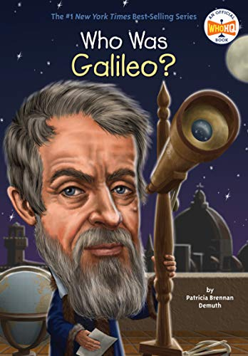 Who Was Galileo? (Who Was?) (English Edition)