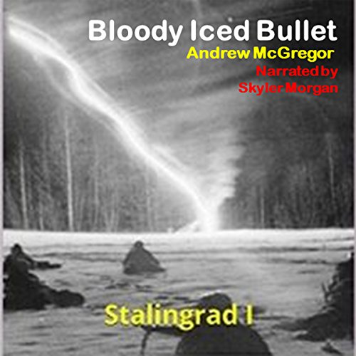 Bloody Iced Bullet audiobook cover art