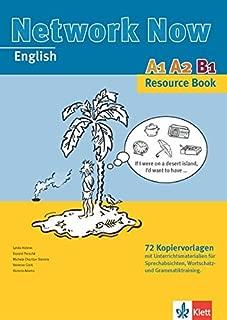 Network Now A1 Starter, A1, A2, B1: Kopiervorlagen zum Einsatz mit Network Now A1 Starter, A1, A2.1, A2.2, B1.1, B1.2. Resource Book mit Kopiervorlagen