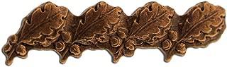Four Bronze Oak Leaf Cluster
