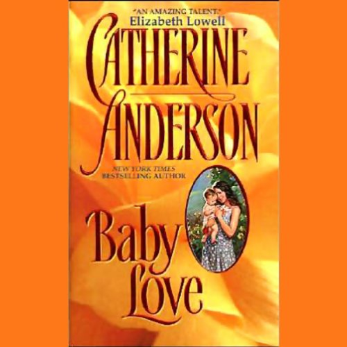 Baby Love audiobook cover art