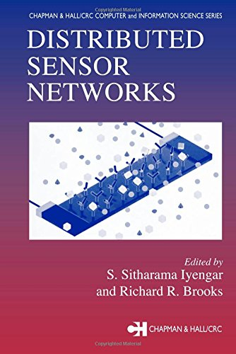 Download Distributed Sensor Networks (Chapman & Hall/CRC Computer and Information Science Series) 1584883839