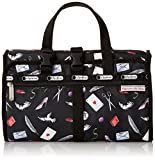 LeSportsac Travel Organizer Carry On, Love Letters, One Size