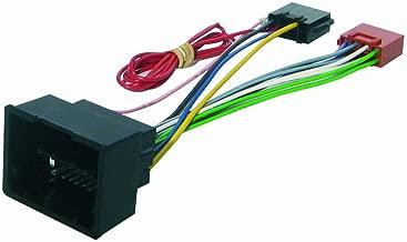 multicolor Phonocar 4//645 Cable ISO para radio de coche para Cadillac//Chevrolet//Opel