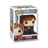 Funko- Pop Disney: Frozen 2-Anna Figura Coleccionable, Multicolor...
