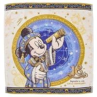 ミッキーマウス ウォッシュタオル 18周年 アニバーサリー フォートレス・エクスプロレーション ディズニー グッズ お土産【東京ディズニーシー限定】