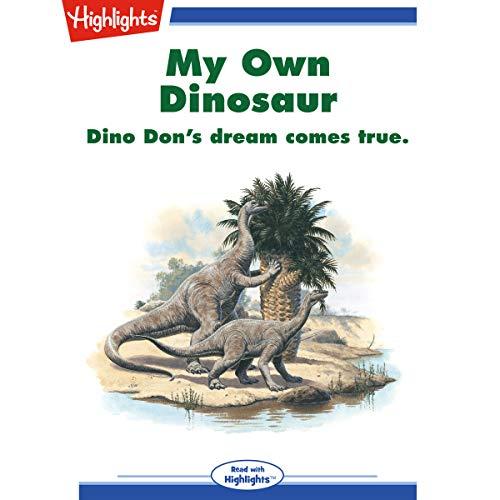My Own Dinosaur copertina