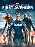 The Return of The First Avenger mit Chris Evans und Scarlett Johansson