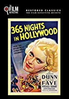365 Nights in Hollywood (The Film Detective Restored Version) [並行輸入品]