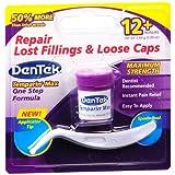 DenTek Temparin Max - Lost Filling & Loose Cap Repair 1 ea by DenTek