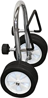 Rage Powersports Boat or Canoe Transom 1-Person Dolly Cart