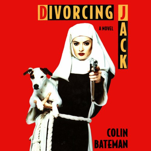 Divorcing Jack audiobook cover art