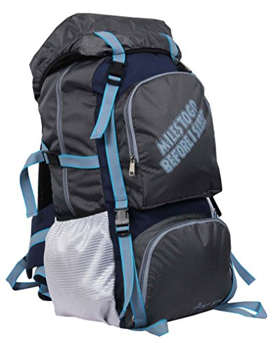 POLE STAR 60 Ltr Grey Rucksack