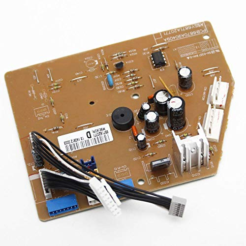 Lg 6871A20771D Room Air Conditioner Electronic Control Board Genuine Original Equipment Manufacturer (OEM) Part