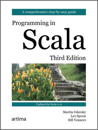 Programming in Scala: Updated for Scala 2.12