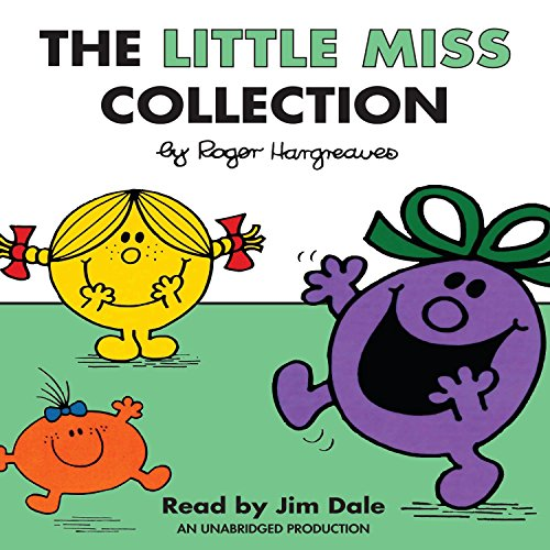 The Little Miss Collection audiobook cover art