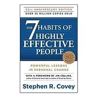 FranklinCovey 25周年記念ペーパーバックブック 7つの習慣 非常に効果的