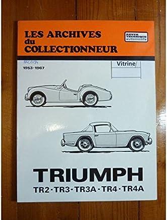 Amazonfr Triumph Tr4 Livres