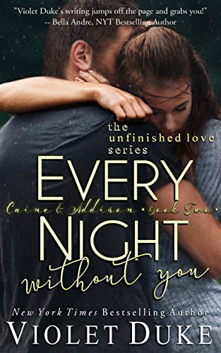 Every Night Without You by Duke, Violet ebook deal