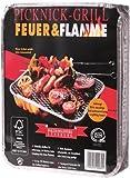 Feuer & Flamme Fuego y Llama–Picnic Barbacoa