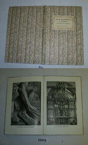 Bestell.Nr. 1222578Tilman Riemenschneider im Taubertal - Insel-Bücherei Nr. 545