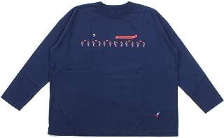 [カイセイドウ] 長袖Tシャツ スペースTシャツ レディース