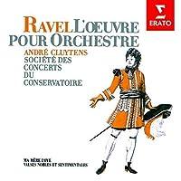 Cluytens/SDCDC - Ravel: Ma mere l'oye, Valses nobles [SACD Hybrid] (Japan) by Valses nobles [SACD Hybrid] (Japan) Cluytens/SDCDC - Ravel: Ma mere l'oye (2012-07-29)