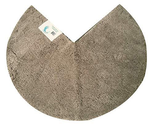 Cazsplash Duschmatte, Beige, 90 cm