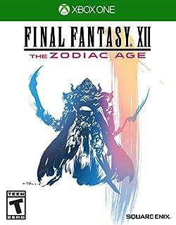 Final Fantasy XII The Zodiac Age - Xbox One (B07HFSJX5F) | Amazon price tracker / tracking, Amazon price history charts, Amazon price watches, Amazon price drop alerts
