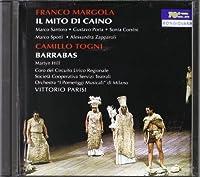 Il Mito Di Caino / Barrabas by MARGOLA / TOGNI (2002-01-01)