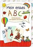 Wendekarten - Mein erstes ABC: 37 Wendekarten zum Spielen und Lernen - Yayo Kawamura