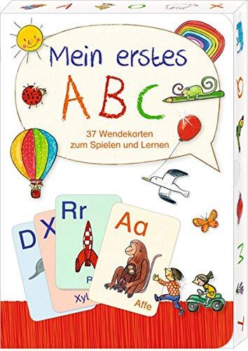 Wendekarten - Mein erstes ABC: 37 Wendekarten zum Spielen und Lernen