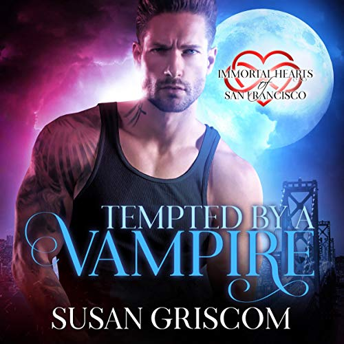 Couverture de Tempted by a Vampire