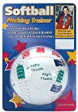 Markwort Christie Ambrose's Softball Pitching Trainer, 11-Inch
