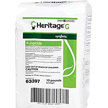 Heritage G Fungicide 10lb