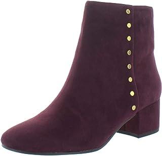 حذاء Lauren Ralph Lauren نسائي ذو كعب مرصع بجلد السويدي Wharton