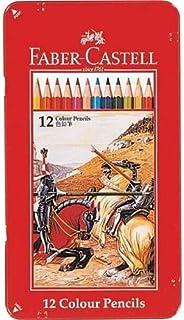 ファーバーカステル色鉛筆(油性)TFC-CP/12C 12色セット
