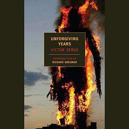 Unforgiving Years cover art