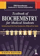 Best textbook of biochemistry by vasudevan Reviews