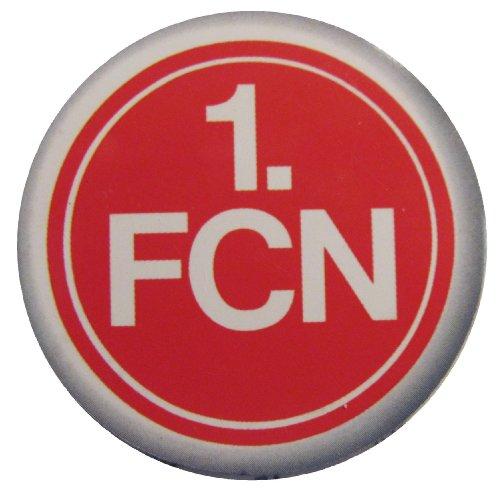 1. FC Nürnberg - runder Magnet 40mm - Neu