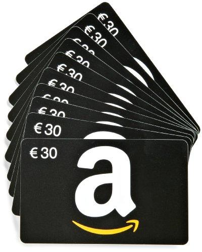 Lote de 10 Tarjetas Regalo de Amazon.es - Envío 1 día gratis