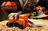 Timberline Chainsaw Sharpener with 3/16' Carbide Cutter (for .325' pitch chains)