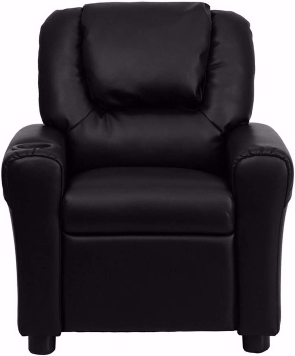 Discount is also underway Offex OFX-107793-FF Contemporary Leather Cup Recliner with Oakland Mall Kids