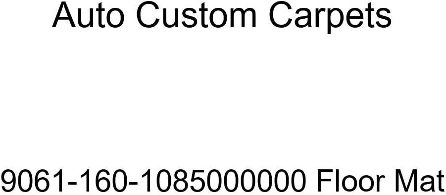 Max 53% OFF Auto Custom Carpets Floor Mat 9061-160-1085000000 Free Shipping New