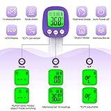 Immagine 2 konjac termometro febbre infrarossi frontale