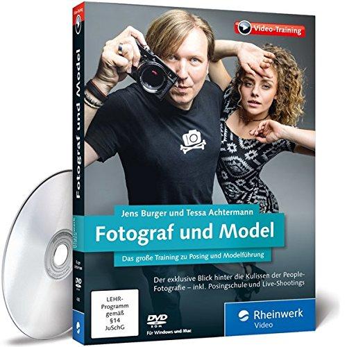 Fotograf und Model das große Training zu Posing und Modelführung, Live-Videos und Praxistipps