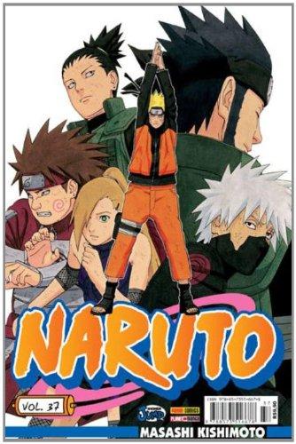 Naruto - Volume 37