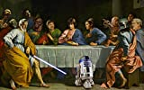 RFG REMOVE FROM GAME The Last Supper Star Wars Playmat 24 x 14 inch